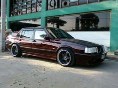 Tuned Volvo