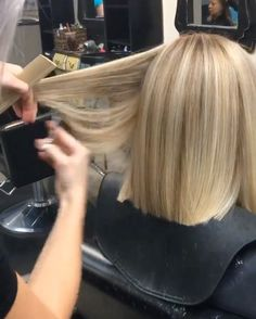 """13.7k Likes, 287 Comments - Arizona Hairstylist (@emilyandersonstyling) on Instagram: """"Just a peek at some of our finishing work on this fun transformation from yesterday. Her ends had…"""""""