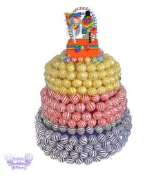 Custom Lollipop Cake Custom Lollicake with by EdibleWeddings, $249.99