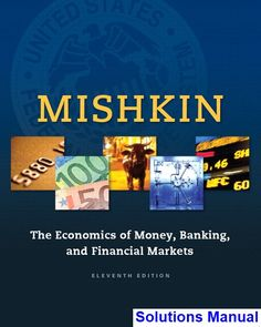 22 best solutions manual and test bank for textbooks images on solutions manual for economics of money banking and financial markets 11th edition by mishkin fandeluxe Gallery