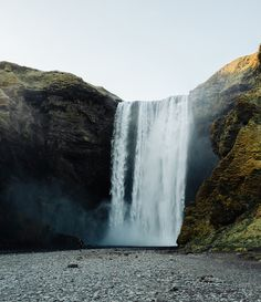 Gestalten | Exploring Iceland with Morten Solvstrom : Take a Trip from the Black Sand Beaches to the Rushing Green Waters