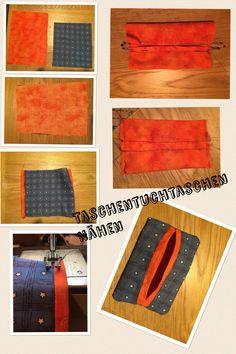 Einfache Art, eine Taschentuchtaschen zu nähen Bags, Fashion, Taschen, Handbags, Moda, Fashion Styles, Purse, Fashion Illustrations, Purses