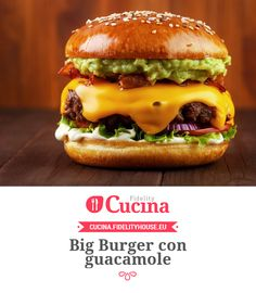 Guacamole Beef Burger Melted Cheese Bacon Stock Photo (Edit Now) 319448369 Guacamole Burger, Fresh Guacamole, Best Beef Burger Recipe, Burger Recipes, Copycat Recipes, Red Robin Burgers, Big Burgers, Red Robin Gourmet Burgers, Bagels