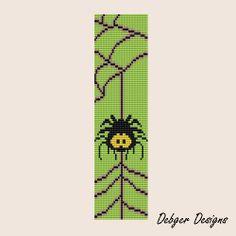 Insy Winsy Spider Loom Bracelet Cuff