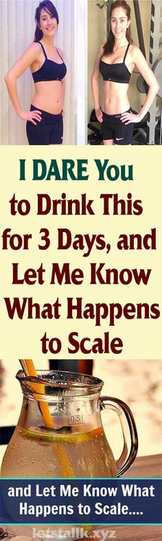 This dare challenge is for all those who think that they cannot lose weight by drinking cleansing water having all natural ingredients. The dare is very simple and straight forward. You drink this … Natural Detox Cleanse, Best Self Tanner, Fat Burning Drinks, I Dare You, Teeth Care, Diet Drinks, Weight Loss Drinks, Lose Belly, Diet Tips
