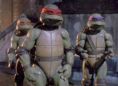 I really wanna make a 90s TMNT rubber suit