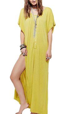 Beach Style Maxi Dress