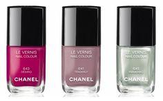 Chanel Spring 2015 COLLECTION RÊVERIE PARISIENNELE VERNIS NAIL COLOUR