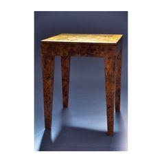 Burl Sidetable by Anton Gerner - bespoke contemporary furniture melbourne