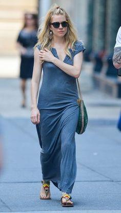 Sienna Miller Photos: Sienna Miller Takes a Stroll in NYC