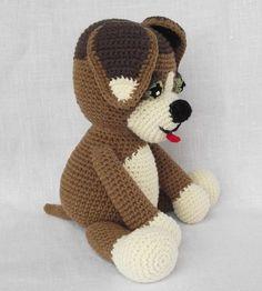 Filet Crochet Patterns Dogs Bulldog Filet Crochet Pattern Doily