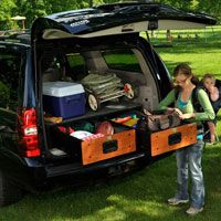 Trunk Organizer Double Your Storage Space Trunk Organization