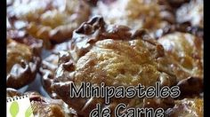 Muchas Recetas - YouTube Minipasteles de Carne