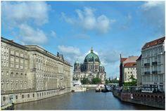 Fotografía: Marcela Villarino  Berliner Dom- Berlín