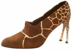 A collection of weird and bizarre footwear. A collection of weird and bizarre footwear. - Funny, Weird - Check out: Bizarre Footwear on Barnorama Crazy High Heels, Crazy Shoes, Me Too Shoes, Weird Shoes, Bata Shoes, Women's Shoes, Shoe Boots, Platform Shoes, Ugg Boots