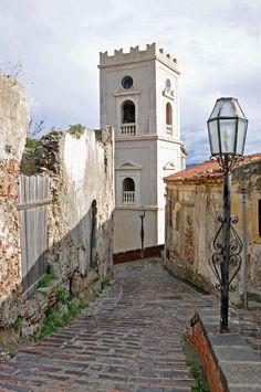 Savoca, Sicily_ Italy.  Photographer Dennis Jarvis.