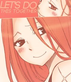 """""""Let's do this together!!!"""" - Corona Flare [Fairy Tail ]"""