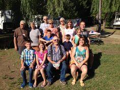 Family Reunion 2015 - Mara Lake, B.C., Canada