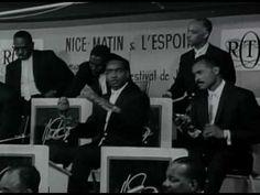 Ella Fitzgerald with Duke Ellington at The Cote D´Azur - Jazz Samba (Só ...