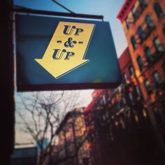 The Up & Up in New York, NY is serving #Lillet