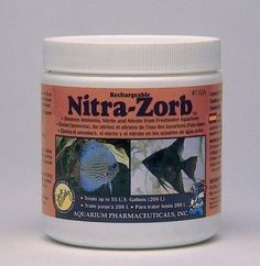 AQUATICS - FILTER MEDIA - NITRA-ZORB 7.4 OZ