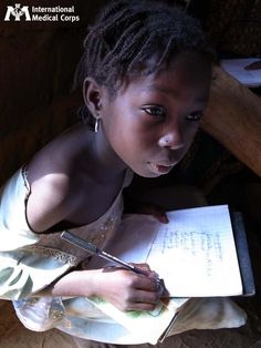 September 27: In the Central African Republic, there is approximately one primary school teacher for every 95 children.