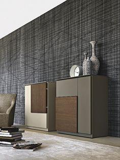 Sideboard Furniture, Small Furniture, Dining Furniture, Contemporary Furniture, Luxury Furniture, Furniture Decor, Furniture Design, Credenza, Home Office Design