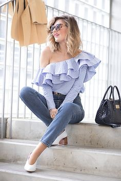 Get this look: http://lb.nu/look/8597151  More looks by Helena Cueva: http://lb.nu/miaventuraconlamoda  Items in this look:  Chicwish Top   #chic #elegant #street