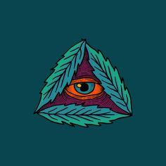 Vision herb | Premium Vector #Freepik #vector #school #leaf #cartoon #eye Cartoon Drawings, Art Drawings, Drugs Art, Panda Wallpapers, Leaf Logo, Witch Art, Hippie Art, Arte Pop, Psychedelic Art