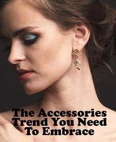 We've talked about cruelty-free makeup products, summer DIYs, and organic skincare solutions. Now, we move on to accessories and while we're not suggesting you only buy baubles made from recycled materials, there is a clever way to work around the wastage with the 'less is more' trend. #obsessory #myobsession #trend #fashion #luxuryfashion #blogs #blogger #fashionblogger #trendsetter #blogsociety #blogbffs #girl