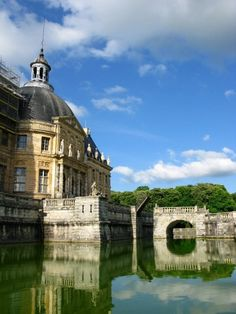 Vaux le Vicomte - Maincy, France  | © All right reserved by Edual A. Ruiz