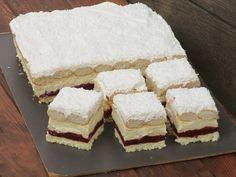 Kliknij i przeczytaj ten artykuł! Unique Desserts, Vegan Desserts, Baking Recipes, Cake Recipes, Delicious Deserts, Sweet Pastries, Sweets Cake, Polish Recipes, Homemade Cakes