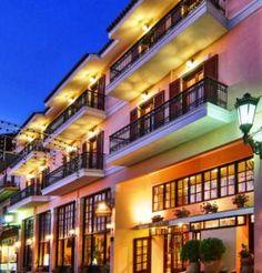 Fedriades Delphi Hotel Earns 2013 Tripadvisor Award