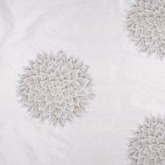 Cashmere/Heather Gray/Stone Floral Shantung   /Dupioni