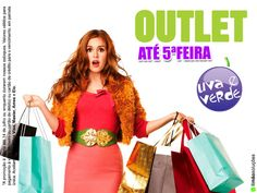 Outlet Uva e Verde Bauru Shopping.