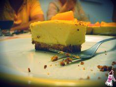 Cheesecake de duraznos (sin horno) para los cumples de verano!: Ponete el Delantal - Blog de cocina