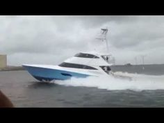 HMY Sales Representative shoot this video of the new Viking 92 EB running in New Jersey at the 2014 Viking Dealer Meeting. The Viking 92 is the largest Vikin. Viking Yachts, Sport Fishing Boats, Float Your Boat, Atlantic City, Luxury Yachts, Saltwater Fishing, Boating, Vikings, Fisher