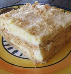 Review: Pineapple Fridge Tart South African Recipes, Ethnic Recipes, Something Sweet, Vanilla Cake, Pineapple, Deserts, Sweets, Baking, Tarts
