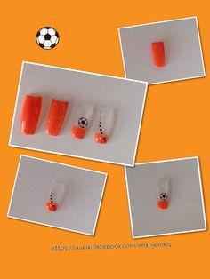 Wk. Gellak nagels