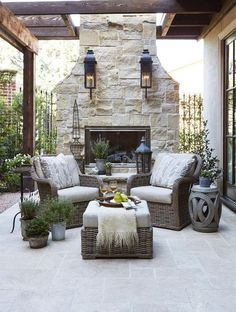 Beau 19 Irresistible Outdoor Living Spaces That Will Leave You Speechless