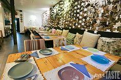 La Concepción, an artful cafe with DIY touches in the heart of Santa Cruz de Tenerife. CLick through for the restaurant profile.