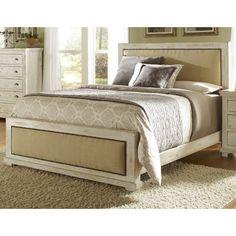 Lark Manor Assya Upholstered Panel Bed Size: King