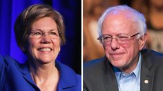 Sen. Elizabeth Warren (D-Mass.) is not playing favorites in the 2016 race on her pet issue, cracking down on Wall Street.
