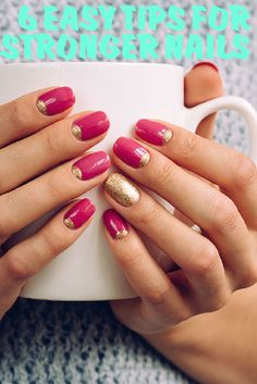 Taking care of your nails is easier than it sounds, especially if you love nothing more than a manicure/pedicure every few weeks. Regularly exfoliate, moisturise, and file your nails to create a flawless base for nail varnish.
