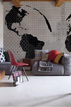 Inkiostro Bianco - Wall Decoration