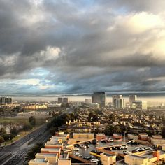 City view in Irvine, California