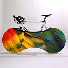 WATERPROOF BICYCLE COVER /> Canyon /< Bike single Vinyl sheet