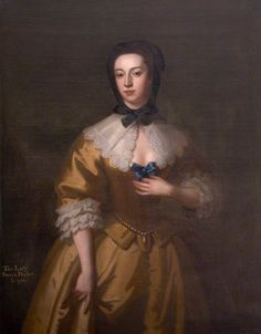 1730 Lady Susannah Poulett by Enoch Seeman the Younger (National Trust, Saltram - Plympton, Plymouth UK) Lord Mayor Of London, Types Of Gowns, Historical Clothing, Female Clothing, Women's Clothing, Yellow Clothes, Masquerade Costumes, Lady Mary, Renaissance Men