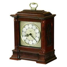 Howard Miller Akron Mantel Clock - 635125, Durable