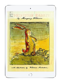 Our favorite childhood books on Epic!: The Velveteen Rabbit by Margery Williams